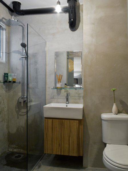 Hdb meter cube interiors Hdb master bedroom toilet design